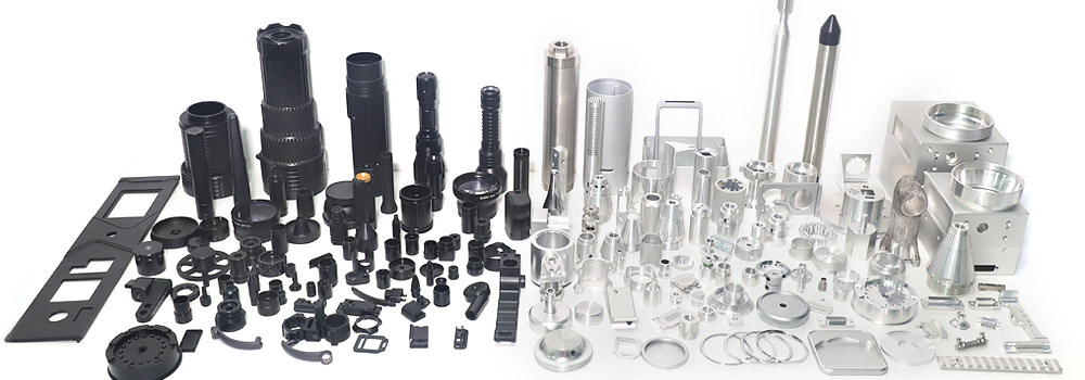 CNC machining factory custom parts