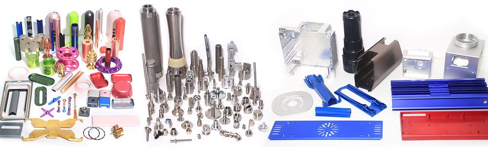 CNC machining manufacturers, aluminum CNC machining parts