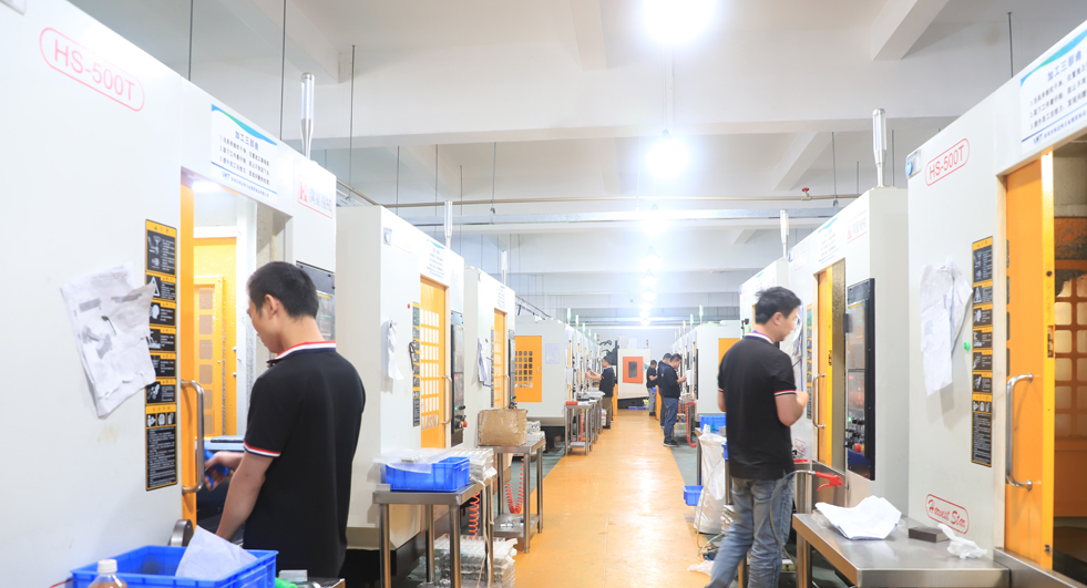 large machining manufacturers
