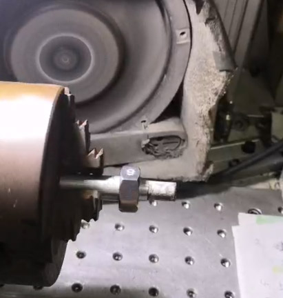 customizing the text and logo of CNC machining parts