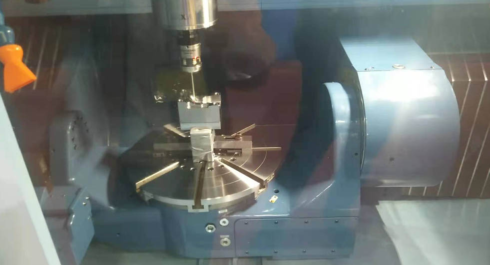 5-axis machining parts, CNC machining parts, and turning parts Chinese manufacturer