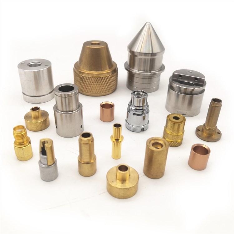 OEM Precision Custom CNC Turning Milling Metal Brass Steel Auminium CNC Machining Parts