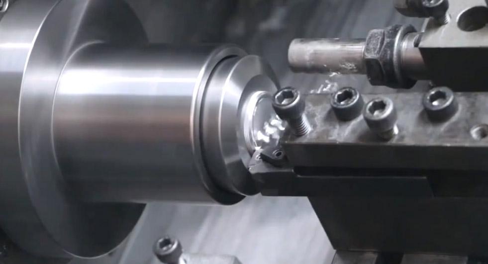 aluminium cnc machining turning parts services