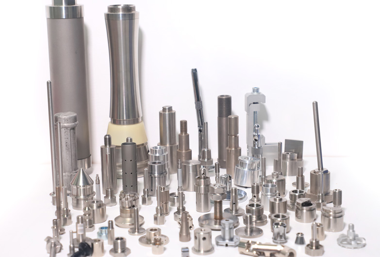 stainless steel metal CNC machined parts-1