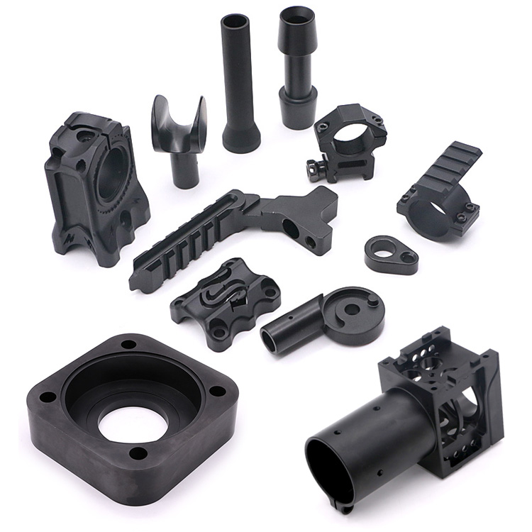 steel machining tured metal parts