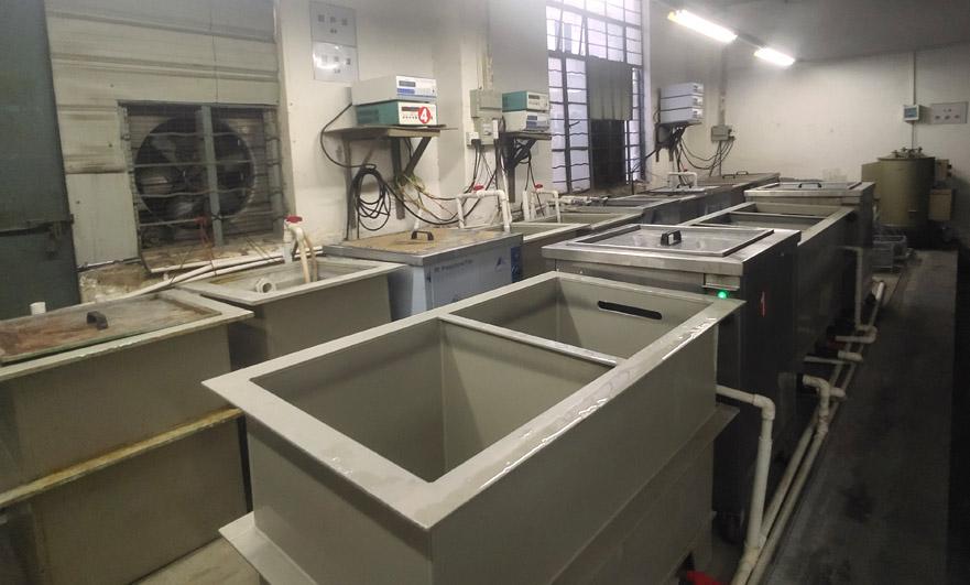 aluminum CNC metal machining parts