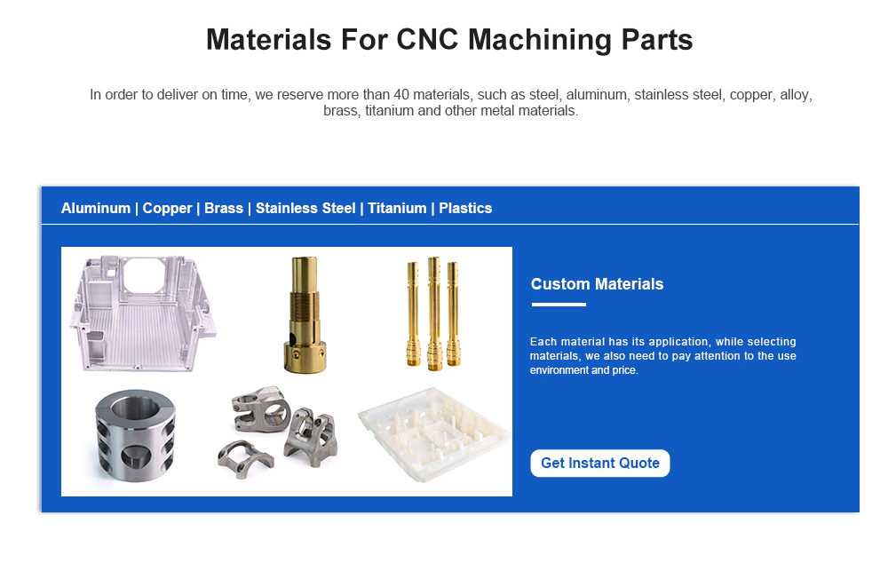 3/4/5 axis CNC machining parts