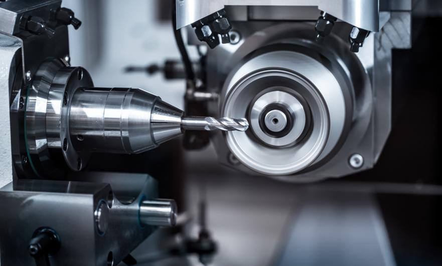 Spiral CNC Milling