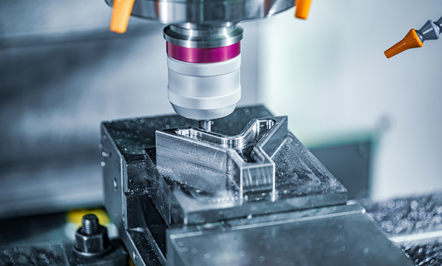 CNC Machining and Injection Molding