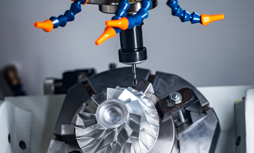 CNC Machining and Injection Molding-1